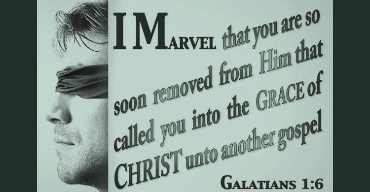 galatians 1:6