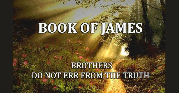 Letter of James vs Once Saved Always Saved