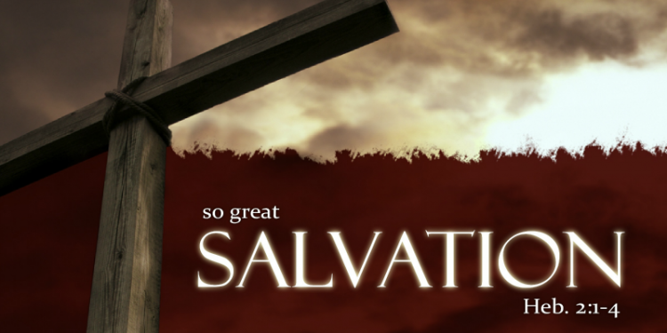What is Salvation meaning